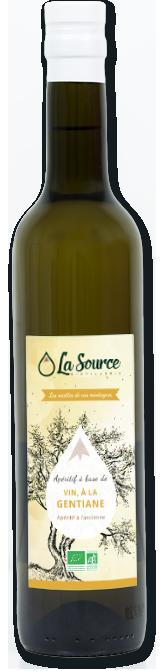 Vin de gentiane - La Source Distillerie